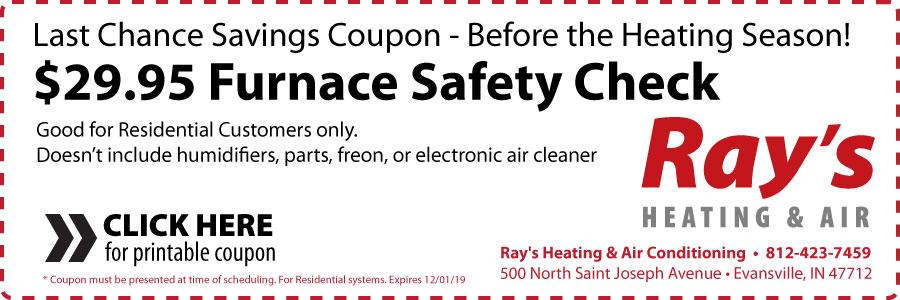 Specials savings coupons rays heating air click to print coupon sciox Choice Image