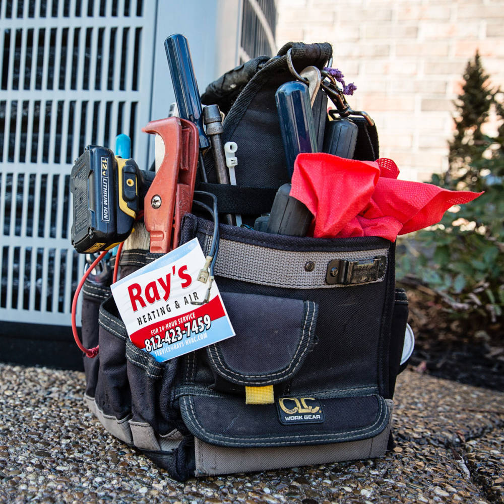 Rays Tool Bag Square Ray S Heating Amp Air