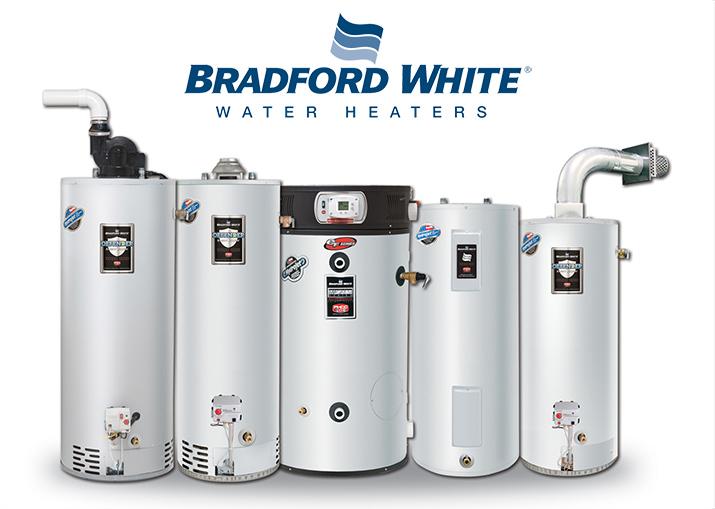 Bradford Water Heater >> Water Heaters Ray S Heating Air