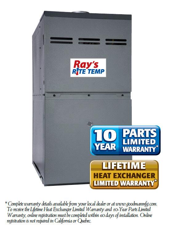 Rrt Gas Furnace1 Lg Ray S Heating Amp Air