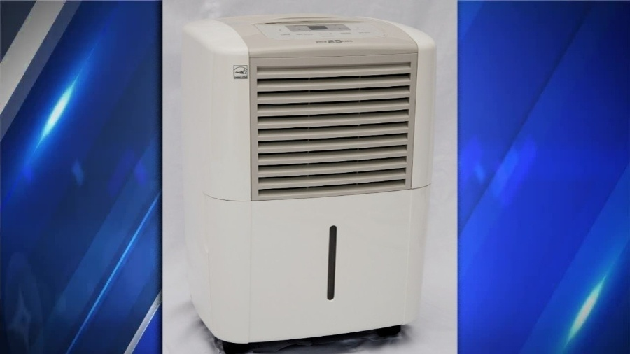 Recall: Dehumidifiers made by Midea pose serious fire, burn