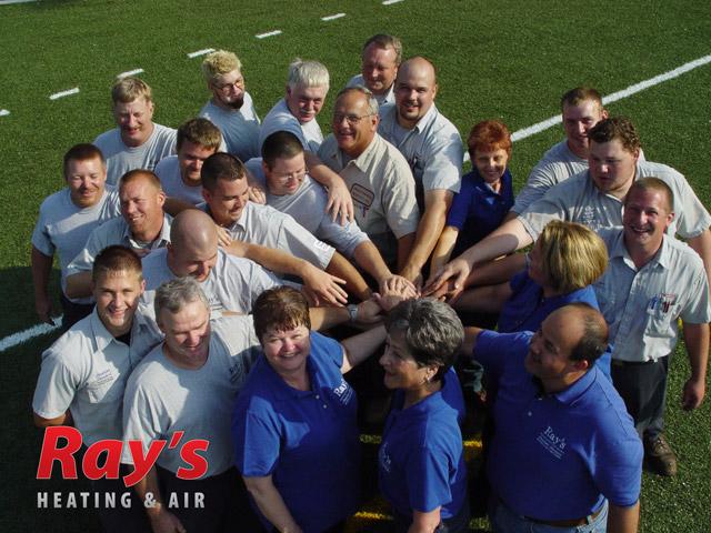 Rays Team 019 Lg Ray S Heating Amp Air